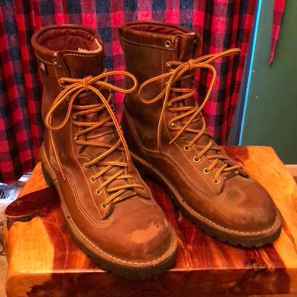 61243028d78 Danner Other - Danner Men s Leather Work Boots Vibram Sole 9